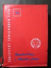 náhled knihy - Západní Tatry a Chočské pohorie