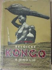 náhled knihy - Belgické Kongo a jeho lid