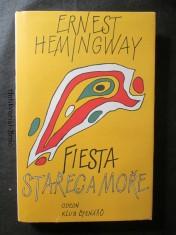 náhled knihy - Fiesta ( I slunce vychází) Stařec a moře