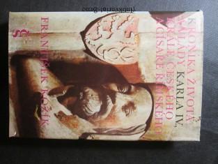 náhled knihy - Kronika života a vlády Karla IV, krále českého a císaře římského