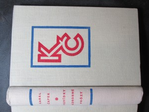 náhled knihy - Povídky a drobné prózy : výbor z díla
