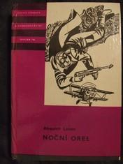 náhled knihy - Noční orel