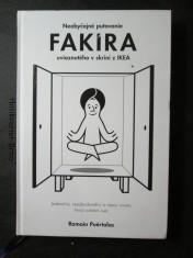 náhled knihy - Neobyčajné putovanie Fakíra uviaznutého v skrini z Ikea