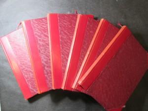 náhled knihy - Školák Kája Mařík I., III., IV., V., VI. a VII. díl