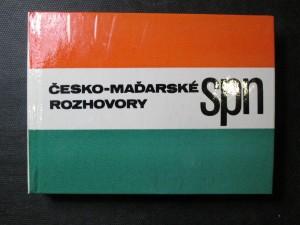 náhled knihy - Česko-Maďarské rozhovory