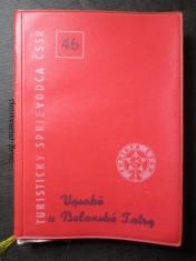 náhled knihy - Vysoké a Belanské Tatry 46