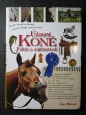 náhled knihy - Úžasní koně. Fakta a zajímavosti