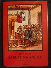 náhled knihy - Šarlat na sněhu : Slovanská rapsodie