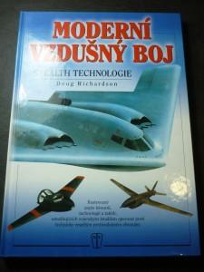náhled knihy - Moderní vzdušný boj : stealth technologie
