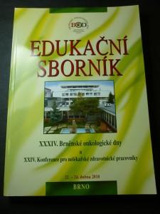náhled knihy - edukační sborník