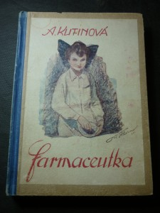 náhled knihy - Farmaceutka