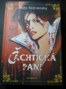 náhled knihy - Čachtická paní