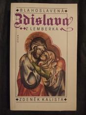 náhled knihy - Blahoslavení Zdislava z Lemberka : Listy z dějiny české gotiky