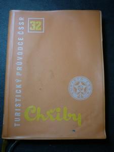 náhled knihy - Chřiby a Ždánický les