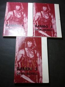 náhled knihy - Rambo I., II., III.