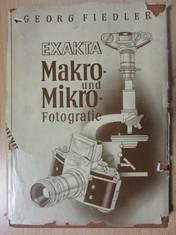 náhled knihy - Exakta Makro- und mikro- fotografie