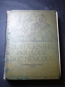 náhled knihy - Zlatá kniha pohádek Boženy Němcové
