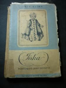 náhled knihy - Jirka : pohádka o jeho dětství