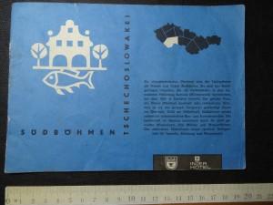 náhled knihy - Südböhmen Tschechoslowakei