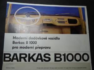 náhled knihy - Barkas B1000