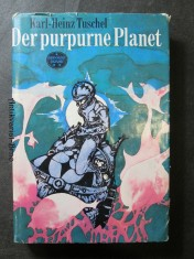 náhled knihy - Der purpurne Planet