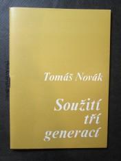 náhled knihy - Soužití tří generací
