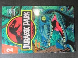 náhled knihy - Jurassic Park 2 Feeding time!