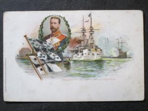 náhled knihy - Flaggschiff Deutschland verlässt Kiel