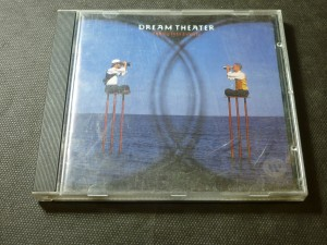 náhled knihy - dream theater falling into infinity
