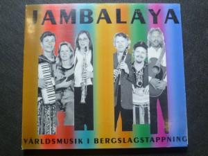 náhled knihy - Jambalaya