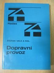 náhled knihy - Dopravní provoz