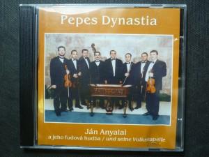 náhled knihy - Pepes Dynastia