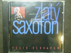 náhled knihy - Zlatý saxofon