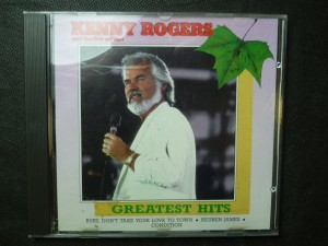 náhled knihy - Kenny Rogers & The First Edition - Greatest Hits