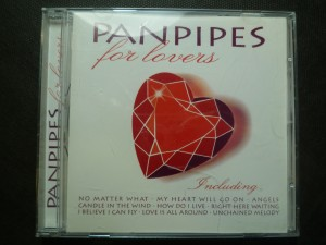 náhled knihy - Panpipes for lovers