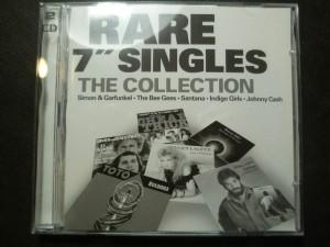 náhled knihy - Rare 7´´Singles (2x CD)