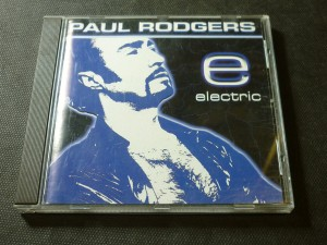 náhled knihy - electric Paul Rodgers