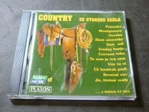 náhled knihy - country ze starého sedla
