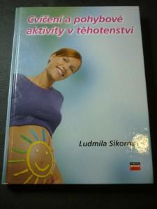 náhled knihy - Cvičení a pohybové aktivity v těhotenství