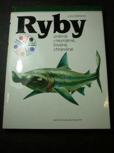 náhled knihy - Ryby známé i neznámé, lovené, chráněné