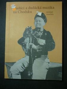 náhled knihy - Dudáci a dudácká muzika na Chodsku