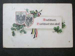 náhled knihy - Deutschland, Deutschland über alles!