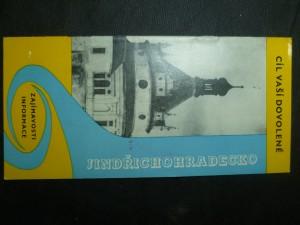 náhled knihy - Jindřichohradecko - cíl vaší dovolené - zajímavosti, informace