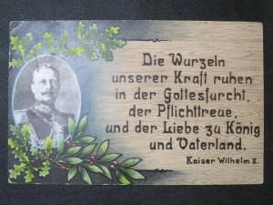 náhled knihy - Die wurzeln unserer kraft ruhen in der gottesfurcht, der pflichttreue, und der liebe zu König und vaterland