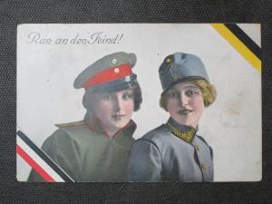 náhled knihy - Ran an den Feind!