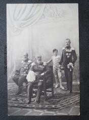 náhled knihy - Pohlednice Vier Generationen im Bayerischen herrescherhause