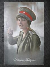 náhled knihy - Fräulein Feldgrau