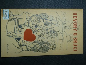 náhled knihy - Hovory o srdci