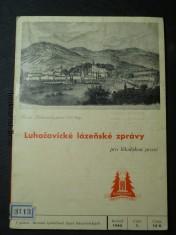 náhled knihy - Luhačovické lázeňské zprávy pro lékařskou praxi (č. 1)