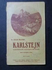 náhled knihy - Karlštejn - ilustrovaný průvodce po hradě